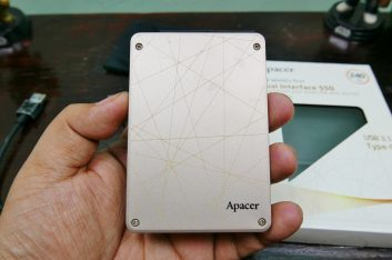 Apacer's AS720 Is Both External & Internal SSD Rolled Into One