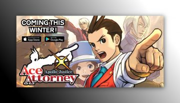 OBJECTION! Ace Attorney: Apollo Justice Coming To A Smartphone Near You!