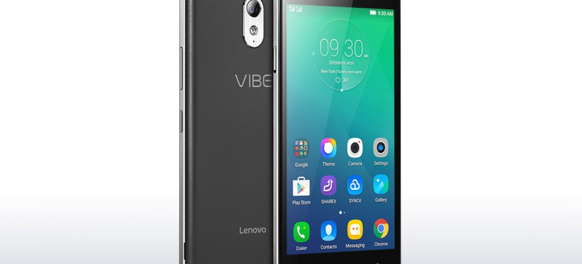 Get Lenovo's Large Battery Vibe P1m For Only PHP 3,999 This Dec 9!