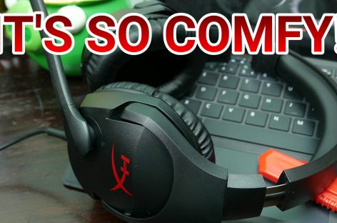 Affordable Gaming Headset! Kingston HyperX Cloud Stinger Unboxing (KOKAK QUICKIE)