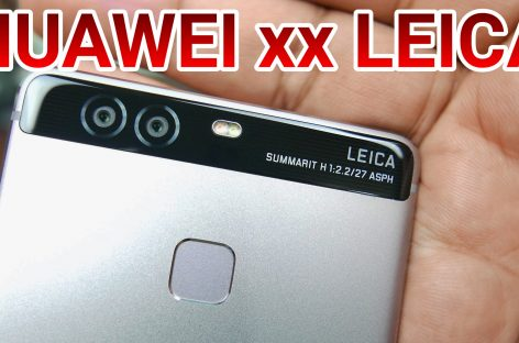 Premium Experience For (Upper) Midrange Price – Huawei P9 Unboxing