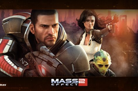 EA Says Merry Christmas, Gives Away Mass Effect 2 On Origin (Yes, That Means It's Free)