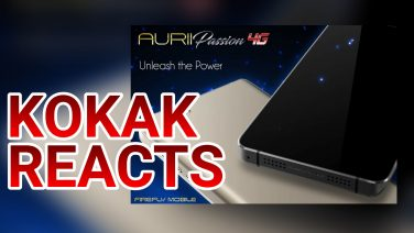 KOKAK REACTS: Firefly Mobile Aurii Passion 4G Announced!