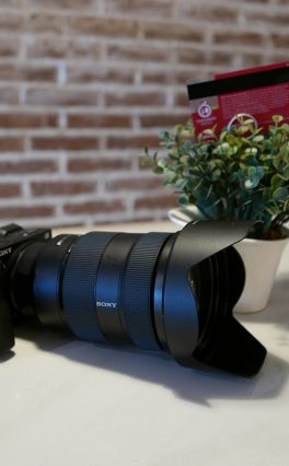 Sony's A6500 Mirrorless Camera Brings 5-Axis Stabilized 4K & Touch Focus