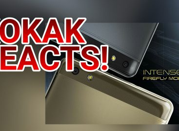 KOKAK REACTS: Firefly Mobile Intense 5 Announced