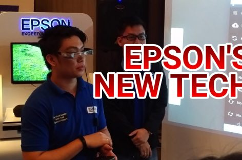Epson Showcases Business Solutions Built For The Future