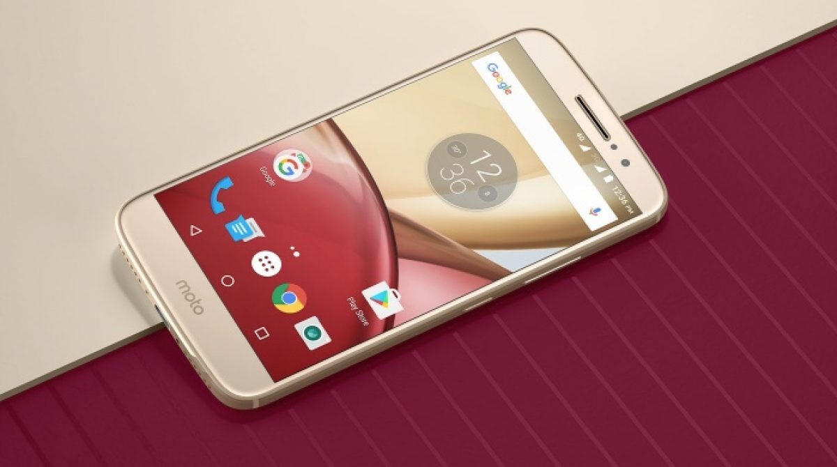 Motorola Launches Midrange Moto M With Metal Body, 16MP Camera, & An Upgraded Helio Processor