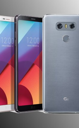 LG G6 Ditches Modularity, Opts For More Immersive Display