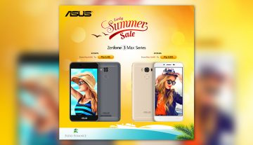 Asus ZenFone 3 Max Now Cheaper For Your Summer Escapades (Both Variants)