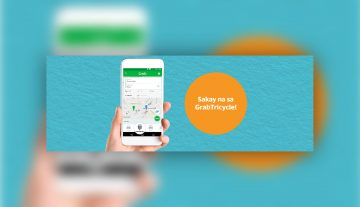 Memes Do Come True: GrabTricycle Is Now A Real Service From Grab (And Its Free Until April 5)