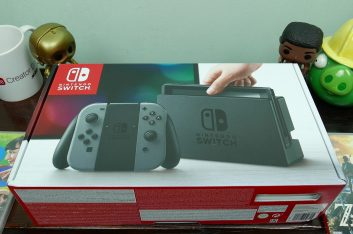 THE SWITCH HAS ARRIVED! Nintendo's Revolutionary New Console Unboxed