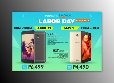 Great Value & Nougat Updatable Infinix Phones On Flash Sale This Labor Day Weekend