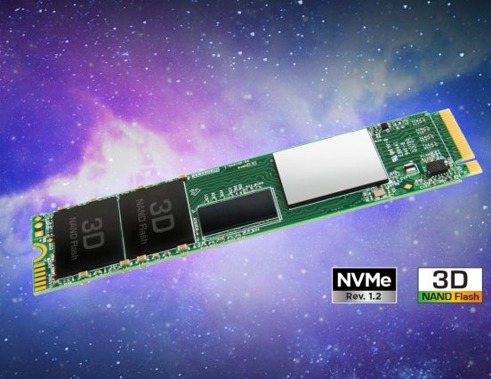 (PR) Transcend Announces Blazing-Fast PCIe NVMe M.2 Solid State Drive