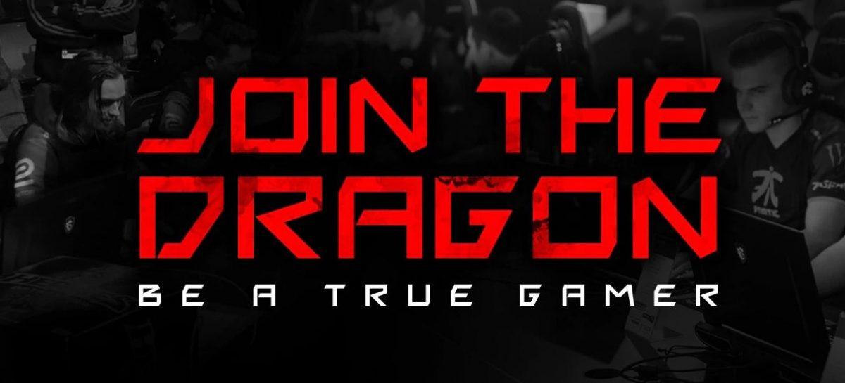 (PR) MSI Kicks off Gaming Team Sponsorship Program
