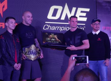 Predator Philippines & One Championship Bring You ONE: KINGS OF DESTINY