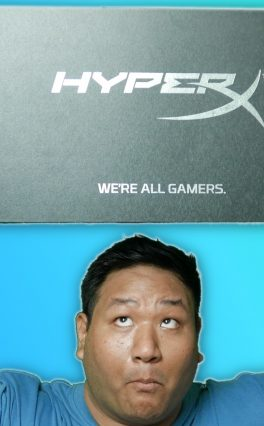 WHAT'S INSIDE THE HYPERX MYSTERY BOX?!