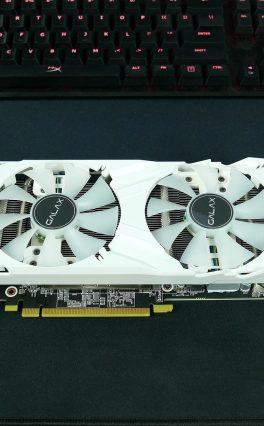 GALAX GTX 1060 EXOC White Unboxing (& Benchmarks With Pentium G4560) KOKAK QUICKIE