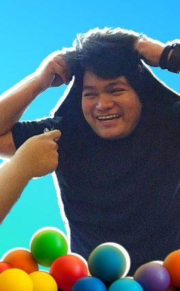ADULT GROWN MEN INVADE BALL PIT & EAT COTTON CANDY (Kokak Vlogs)