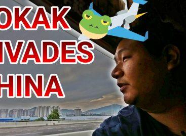EATING CHINESE FOOD IN CHINA PRANK GONE WILD (Kokak Vlogs)