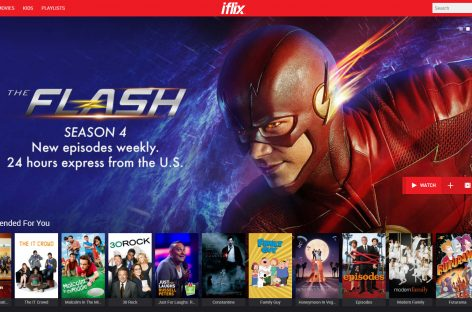 The Best Things In Life Are Free – Which Includes iFlix Cause It's Free Until April 2018~