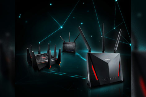 (PR) ASUS Announces Cutting-Edge AiMesh Whole-Home Wi-Fi for ASUS Routers