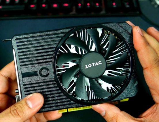 Zotac GTX 1050 Mini Unboxing & Quick Benchmarks – PHP 6,500 / US$ 130 (4K)