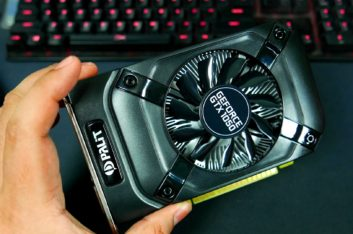 Palit GTX 1050 StormX Unboxing & Quick Benchmarks – PHP 6,300 / US$ 125 (4K)