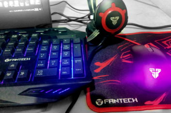 Fantech Budget Gaming Peripherals Unboxing & Hands-On (KOKAK QUICKIE)