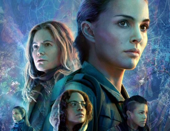 """For Every Great Netflix Movie Like """"Annihilation"""", There's Dog Turds Like """"Game Over, Man!"""" That Make Me Want To Puke"""