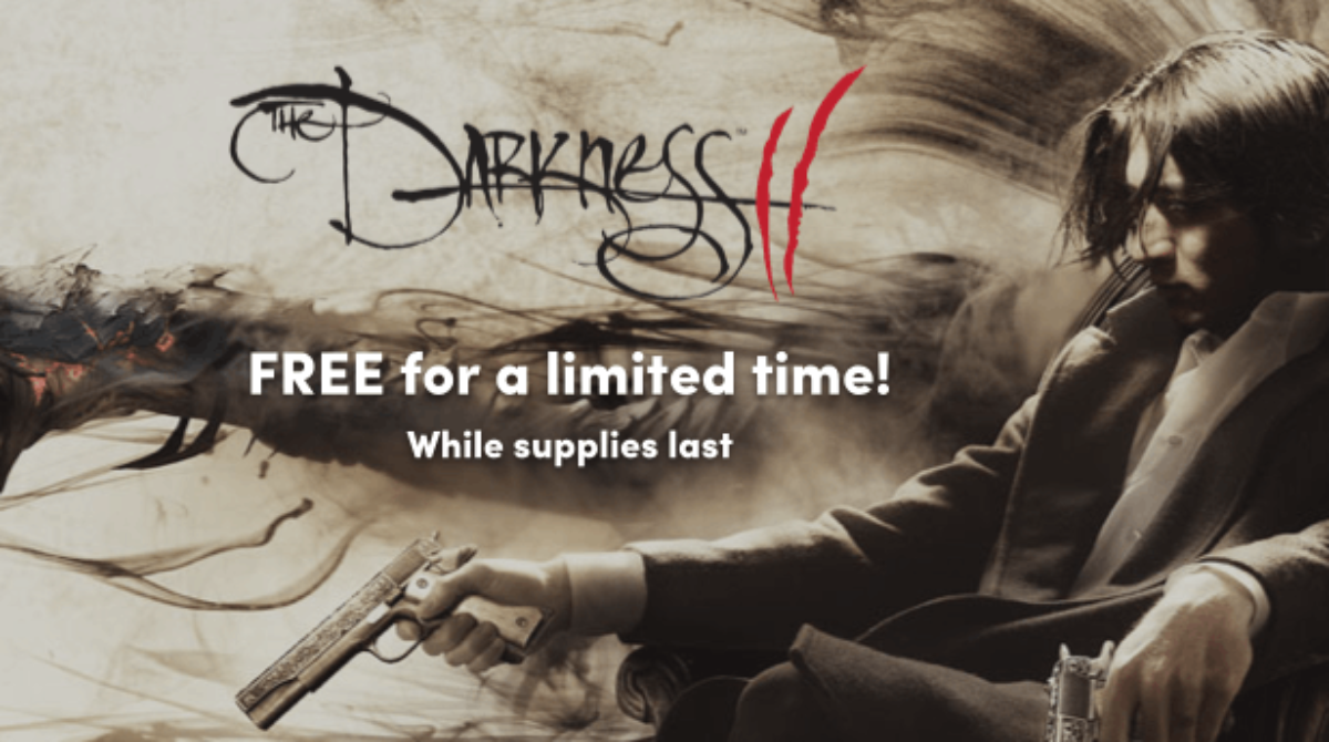"""Humble Bundle Is Giving Away Free """"The Darkness 2"""" Game Keys For A Limited Time!"""