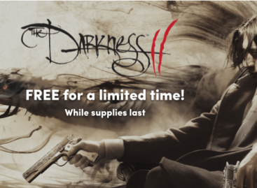 "Humble Bundle Is Giving Away Free ""The Darkness 2"" Game Keys For A Limited Time!"