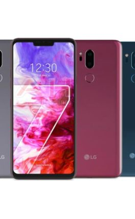 LG To Launch G7 ThinQ Smartphone On May 2nd–Expected To Hit The Philippines Same Month
