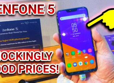 Asus Prices ZenFone 5 Series Extremely Competitively In The Philippines