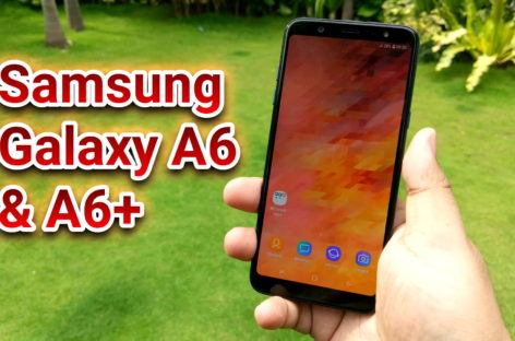 Samsung Launches The Galaxy A6 & A6+ Midrangers In The Philippines