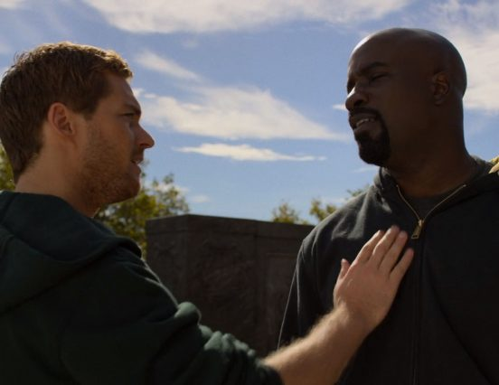 With One Cameo On Luke Cage Season 2, Marvel Fixed Danny Rand & The Iron Fist