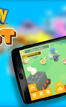 Pokemon Quest For Android & iOS Is Out – Free Game For Your Mobile!