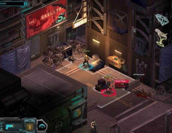 Shadowrun Returns Deluxe Is Free For A Limited Time, Grab It Now!