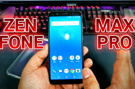 Asus ZenFone Max Pro Unboxing – Powerful, Large Battery, & Stock Android Beast For PHP 9,995!