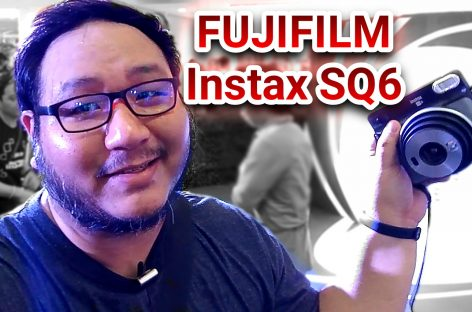 Fujifilm Launches Instax SQ6 – Advanced Instant Film Camera For PHP 7,999