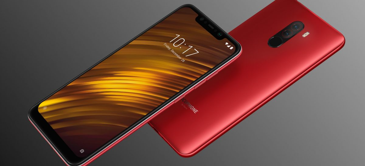 """Flagship Killer"" Killer Xiaomi Pocophone F1 Coming To The Philippines For The Price Of…"