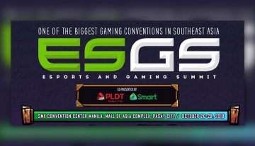 ESGS 2018 Is Starts Today And You Should Definitely Go, Like Really