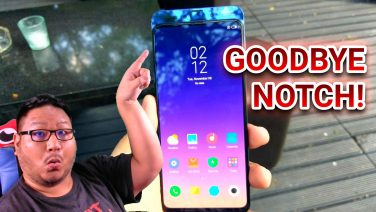 Mi Mix 3 Hands-On Impressions – A New Notchless Contender For PHP 29,990 / Est. US$ 560