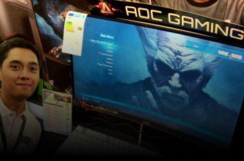 AoC Gaming Monitors Lineup Q4 2018-2019 feat. Pinoy Rig Enthusiasts (Tagalog Language)