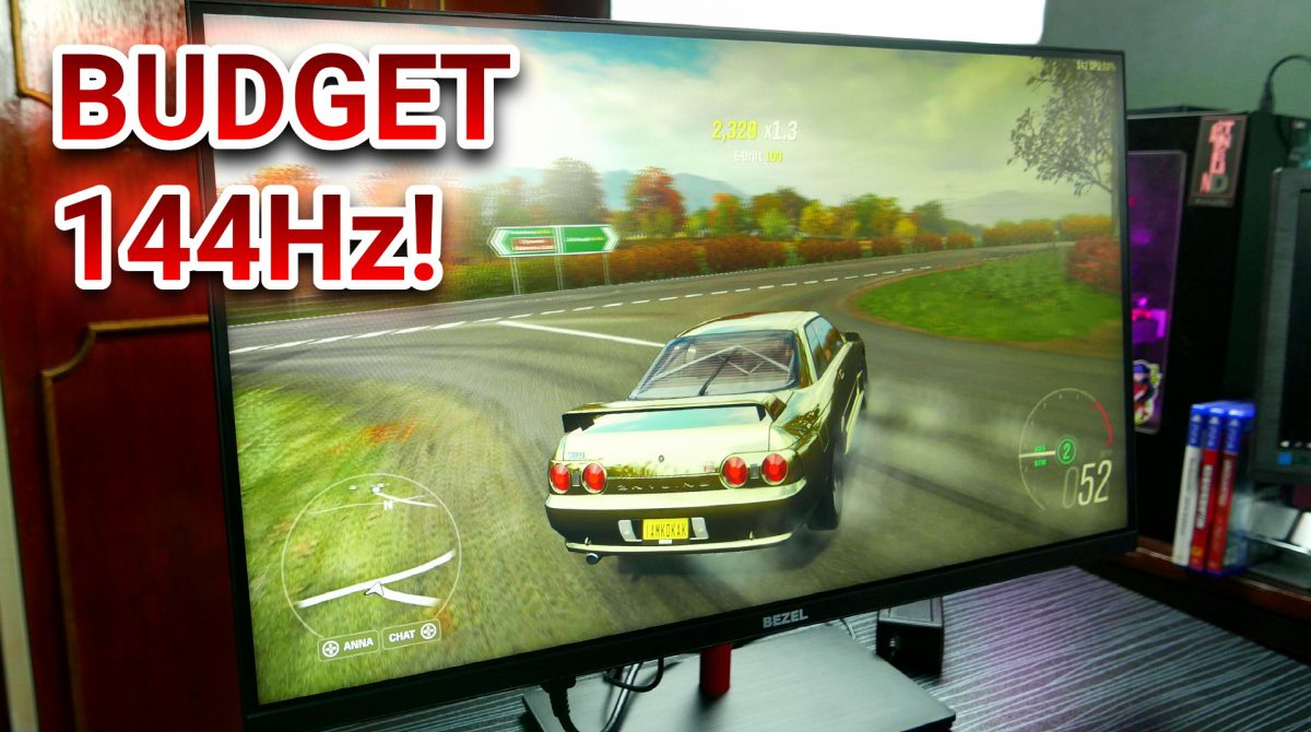 The Best 27″ 144Hz 1080p Monitor For The Price