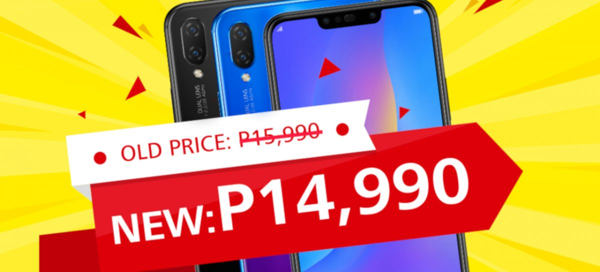 Huawei Nova 3i Gets A Price Cut To PHP 14,990