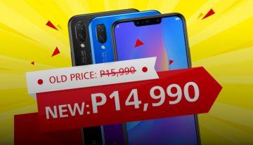 Huawei Nova 3i Gets A Price Cut To PHP 14,990