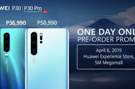 Pre-Order A P30 Pro, Get A Free MediaPad M5 Lite!? Only If You're Fast Enough