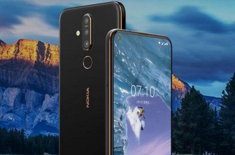 Nokia X71 Midranger Packs Galaxy-Esque Hole Punch Display