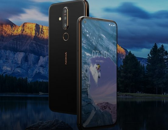 Nokia X71 Midranger Packs Galaxy-Esque Hole Punch Display