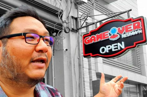 GAME OVER PH: RESPAWN – Gaming Themed Bar & Resto In Metro Manila (Video Tour)